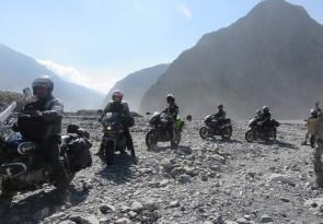 motorbike nepal 1