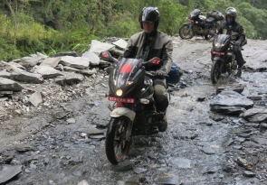 motorbike nepal 4