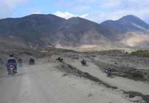 motorbike nepal