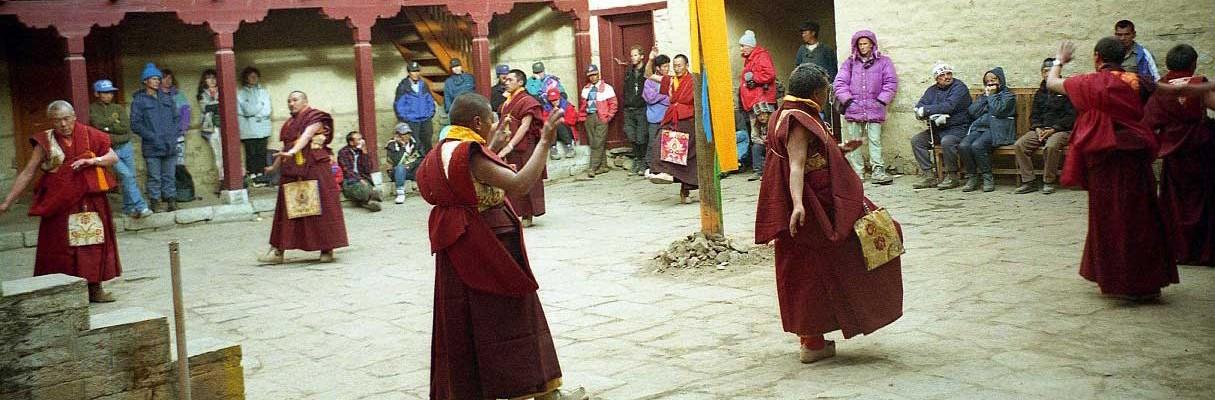 Nepal: 14d Mani Rimdu festival Trek