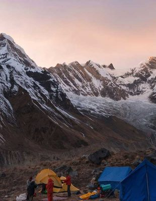 Nepal: 17d Annapurna Base Camp Trekking