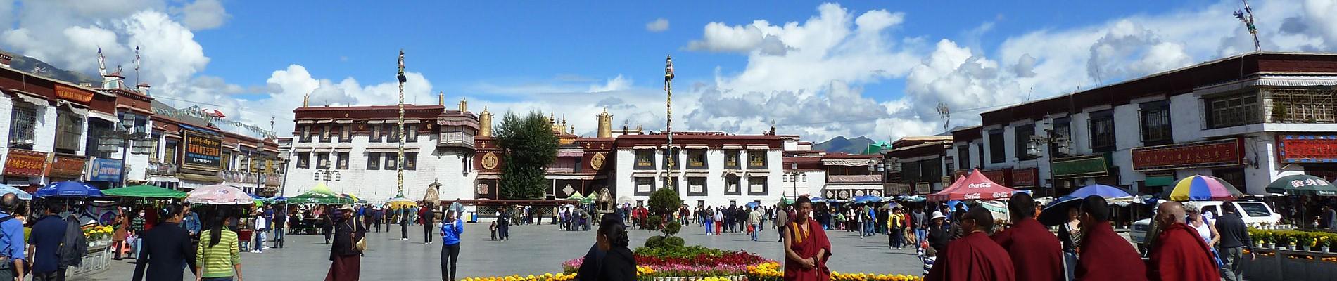 Tibet: 10d The Samye Monastery trek