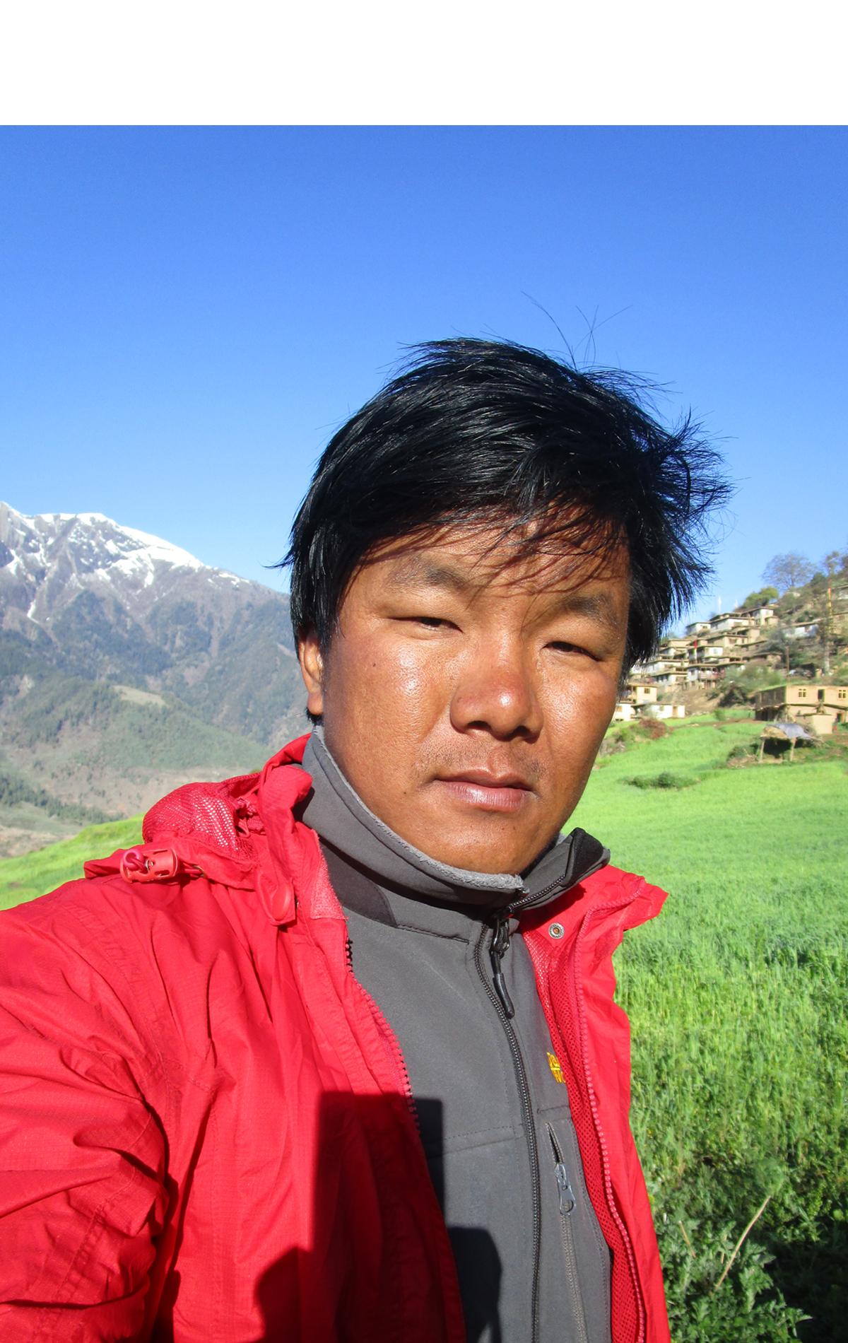 Dorjee Sherpa