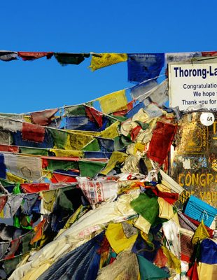 Nepal: 21d Annapurna Circuit via Throng La Pass Trekking
