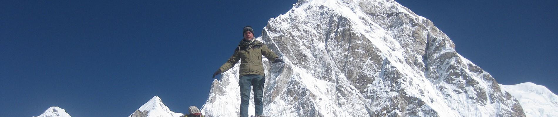 Nepal: 22d Tharpu Chuli (Tent) Peak Climbing