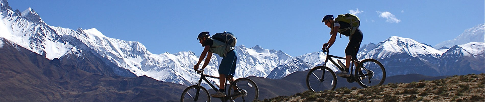 Nepal: 17d Annapurna Circuit Mountainbike Tours