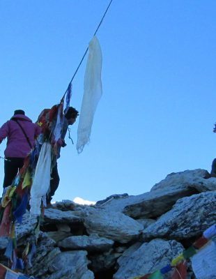 Nepal: 21d Rinjo, Chola pass & Kalapattar Trekking