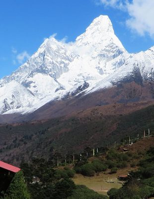 Nepal: 26d Get Way to Everest Base Camp Trekking