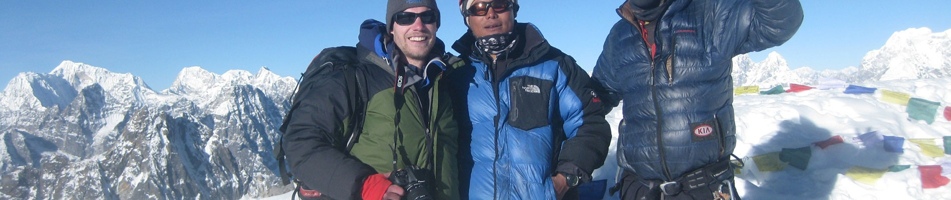 Nepal: 19d Lobuche Peak Climbing