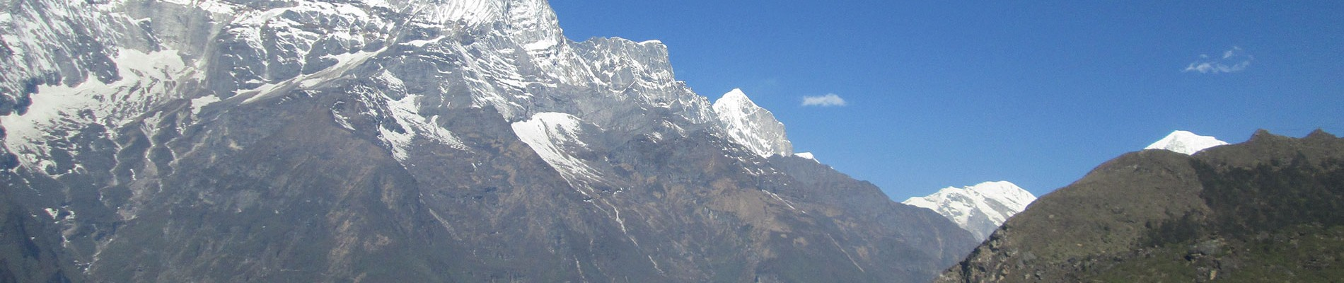 Nepal: 60d Dhaulagiri Expedition