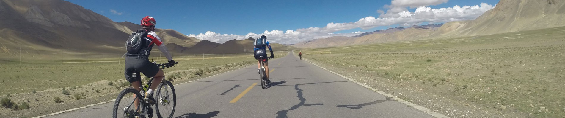 Tibet: 24d Mountain Biking Friendship Highway in Tibet