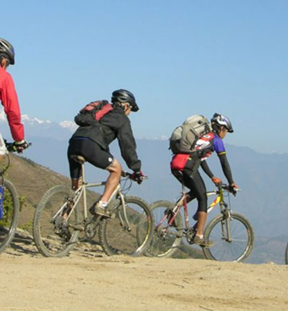 Nepal: 13d Kathmandu Valley Mountainbike Tour