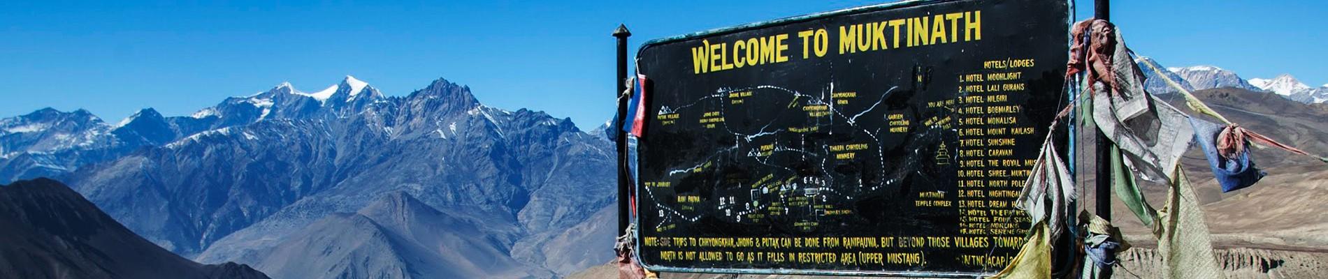 Nepal: 11d Jomsom Muktinath Trekking