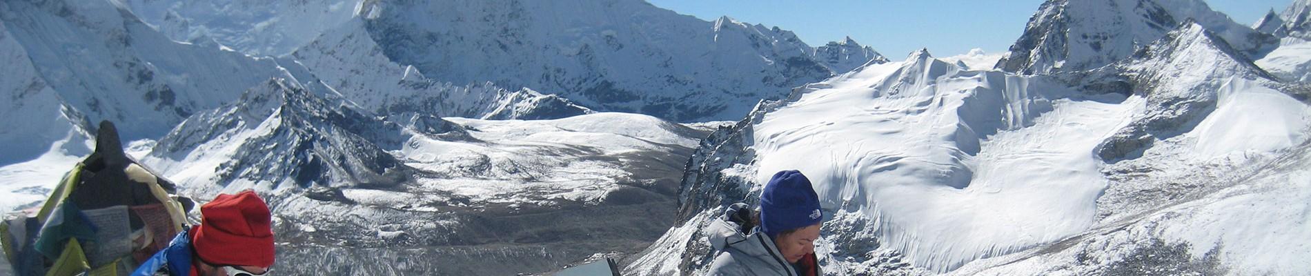 Nepal: 15d Yala Peak Climbing