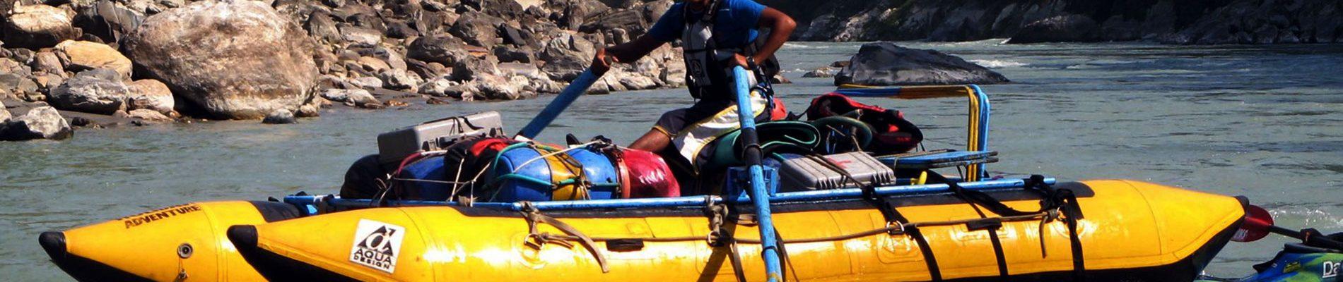 Nepal: Kali Gandaki River Rafting
