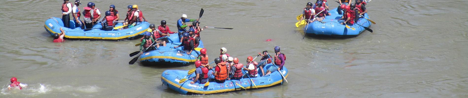 Nepal: Karnali River Rafting