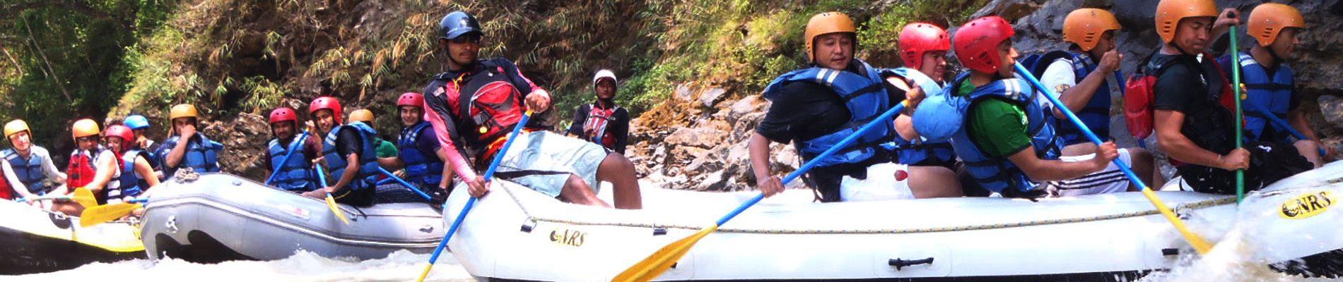 Rafting & Kanoeing