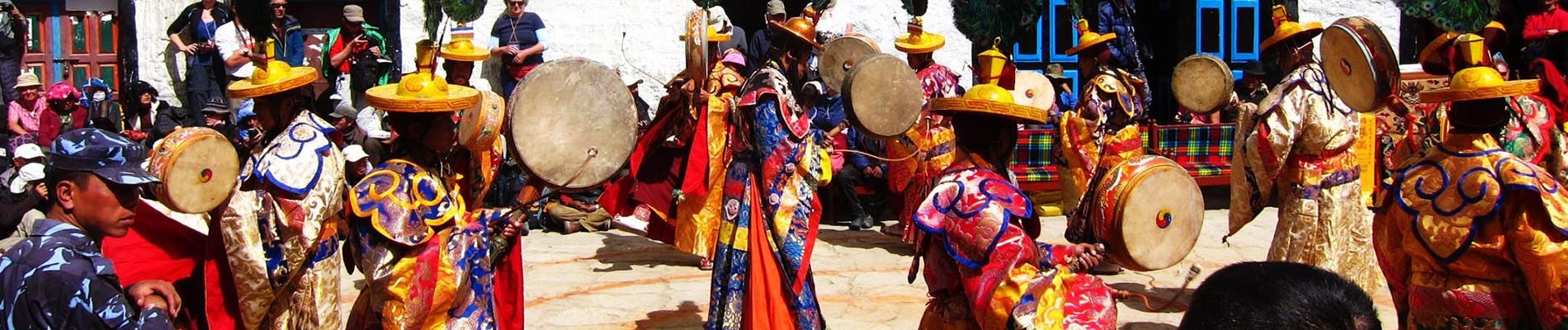 Nepal: 20d Tiji Festival _ Upper Mustang