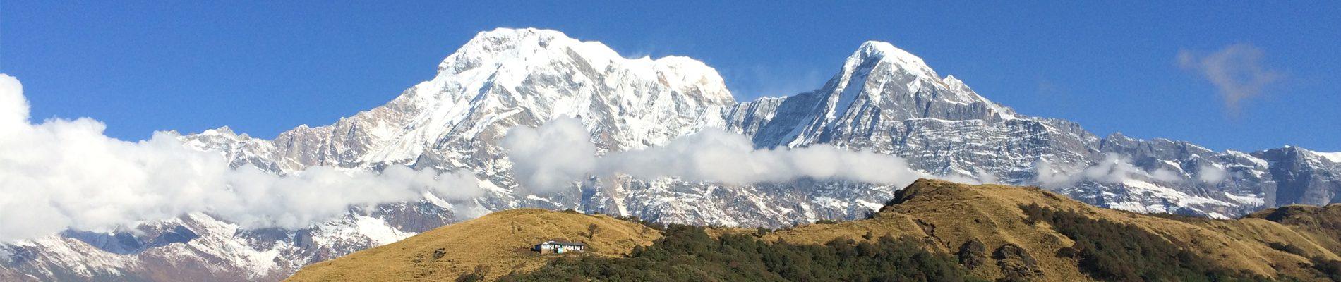 Nepal: 12d Mardi Himal Trek