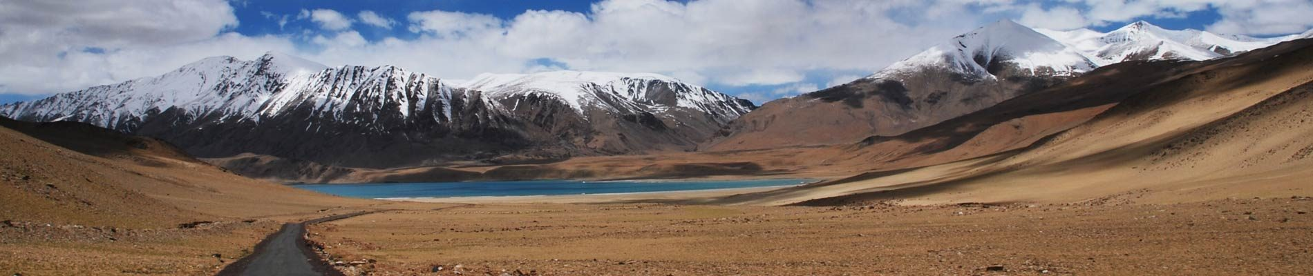 India: 16d Tso Moriri Lake Mountain biking