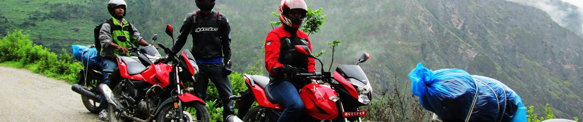 Nepal: 22d Motorbike adventure tours over the Himalaya of Nepal