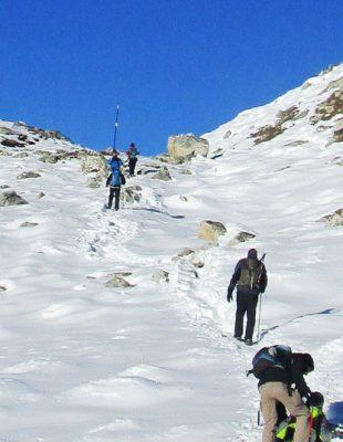 Nepal: 22d NarPhu valley Trekking